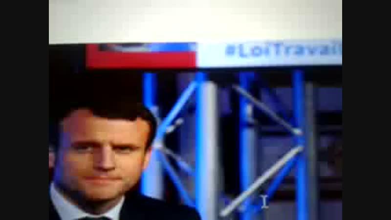 Emmanuel Macron Une simple etiquette Socialiste au service de la droite reactionnaire