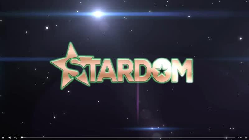 Nagoya night 06 Goddesses of Stardom Tag Team Title Match Stars v JAN