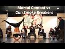 Final. Mortal Combat vs Gun Smoke Breakers. OCAT Battle Christmas