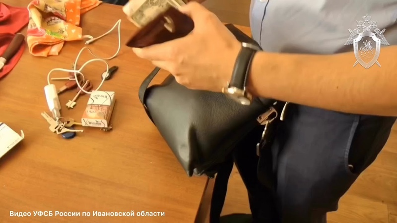 Следственные действия на Ивановской базе хранения ресурсов МВД РФ