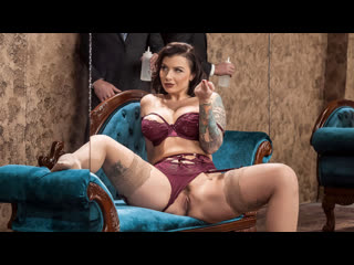 Ivy Lebelle - Lounging For Sex [Brazzers. Big Ass, Big Tits, Stockings, Tattooed]