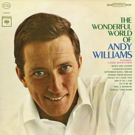 Andy Williams альбом The Wonderful World of Andy Williams