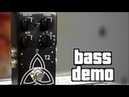 TC Electronic T2 Reverb Bass Demo