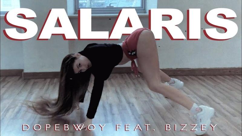 Dopebwoy feat. Bizzey - Salaris | Twerk by Viktoria Boage | VELVET YOUNG