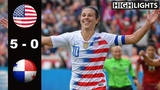 USA vs Panama 5 - 0 All Goals &amp Highlights October 7, 2018