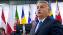 Hungary will not be a country of migrants Viktor Orban's scathing address to European Parliament