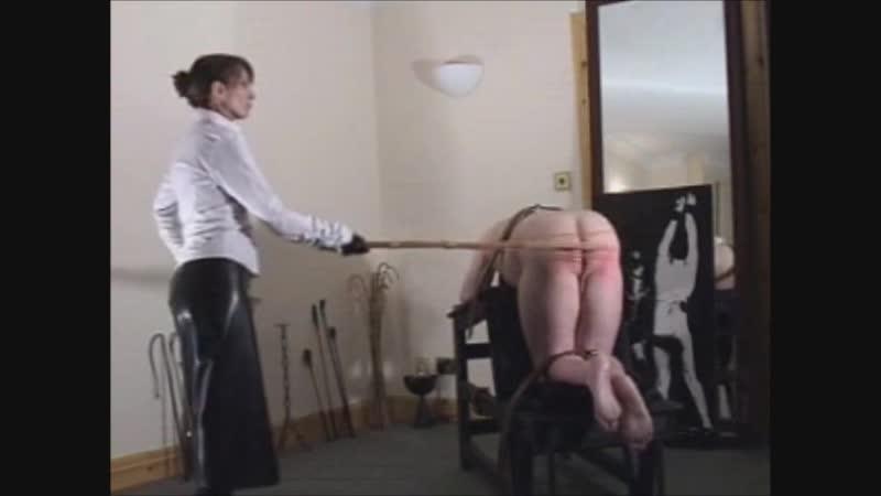 Mistress Ebb Judicial Birching.