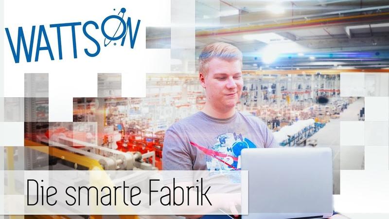 Smarte Fabrik Was ist Industrie 4.0 | Watts On