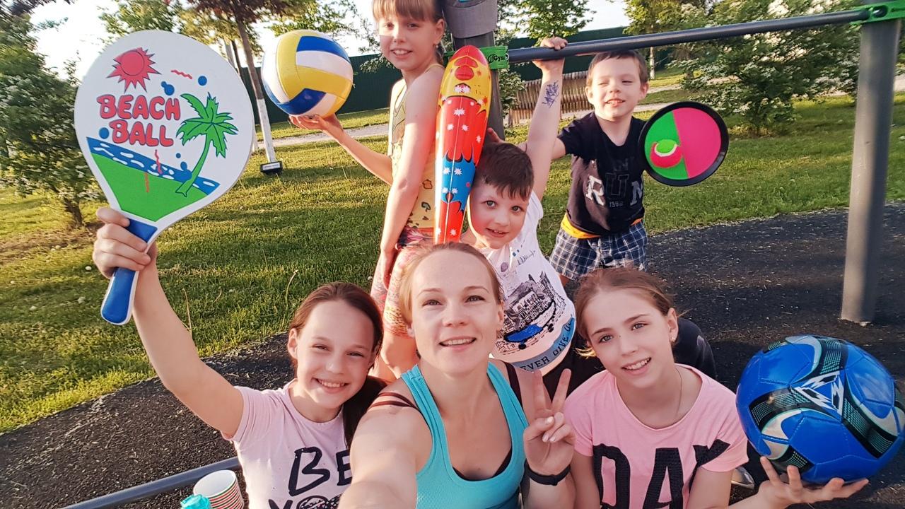 Афиша Калуга CrossFit Kids Kaluga