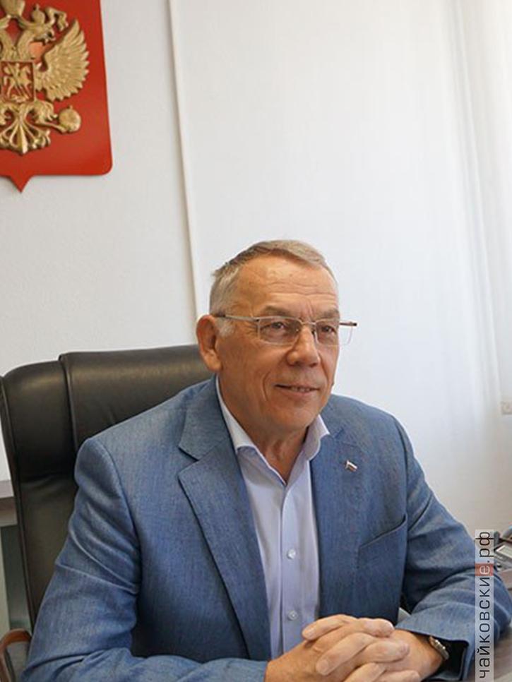 бурнышев, Чайковский, 2018 год