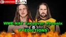 WWE NXT TakeOver Phoenix Matt Riddle vs Kassius Ohno Predictions WWE 2K19