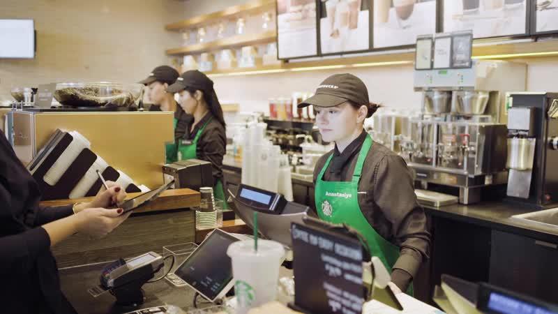 Starbucks ASL