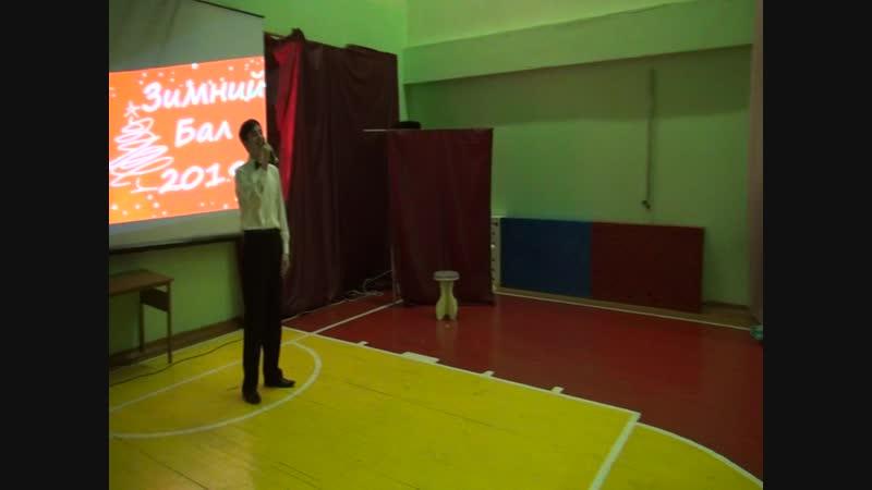 Белый танец_ поет Савелий Шехирев