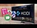 Медиа центр Kodi 18.1 (Leia). Дополнение Filmpotok
