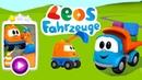 Das neue Spiel - Leo der Lastwagen baut Scoop, den Bagger