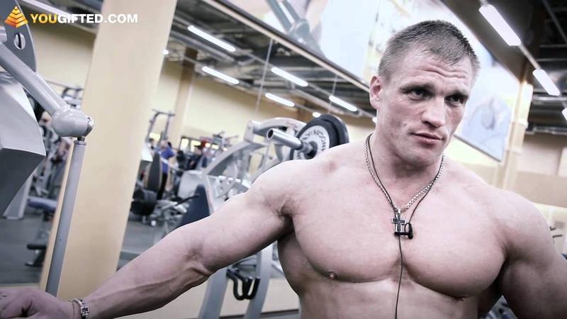 Иван Козлов Тренировка спины