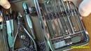 Маникюрный набор нержавеющая сталь 18 предметов для маникюра и педикюра