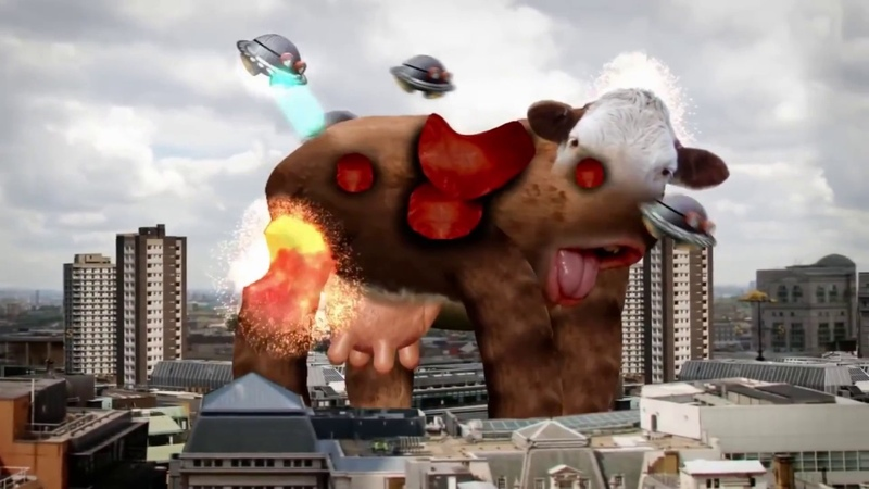Infected Mushroom - Walking on the moon (Rocket League) - [Full Visual Trippy Videos Set] - GetAFix