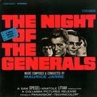 Maurice Jarre альбом The Night of the Generals