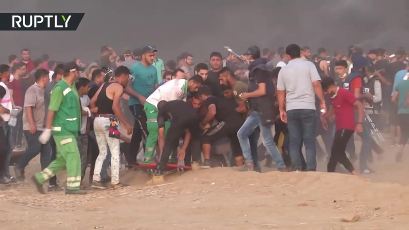 3 protesters, incl 12yo, killed by IDF amid heavy clashes on Gaza border