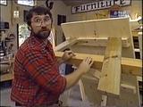 New Yankee Workshop 302 Изготовление стола для пикника и козлов