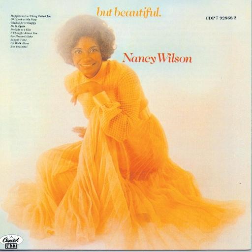 Nancy Wilson альбом But Beautiful