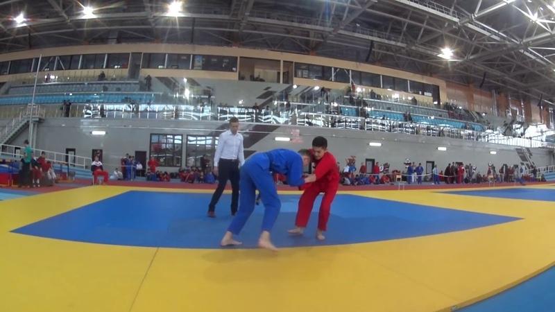 3 ковёр 2 часть Чемпионата и первенства г Иркутска по Универсальному бою в дисциплине Лайт памяти К