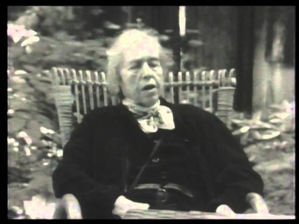Natalie Clifford Barney - 1966