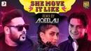 Badshah She Move It Like Remix by DJ Aqeel Ali Индия 2019