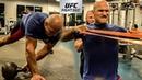 MMA Workout With Junior Dos Santos