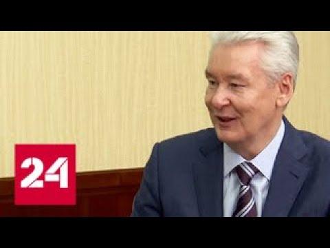 Собянин в Москве построят полтора десятка новых подземных переходов - Россия 24