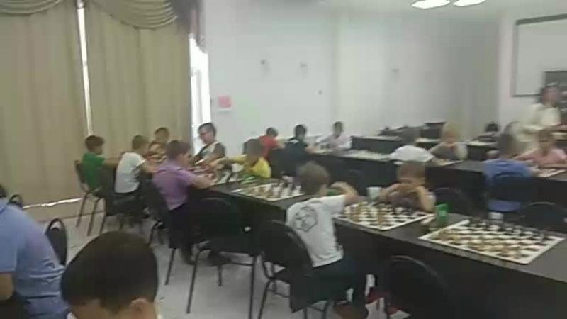 турнир по шахматам 22-23. 6 тур