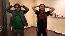 Бузова с Андреем Малаховым танцуют дома SKIBIDI типа в тренде