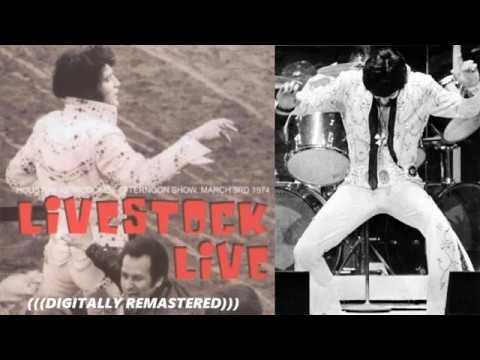 ELVIS PRESLEY LIVESTOCK LIVE AFTERNOON SHOW MARCH 3 1974