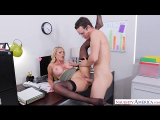 Nikki Benz - NaughtуОffice [All Sex, Hardcore, Blowjob, Gonzo]