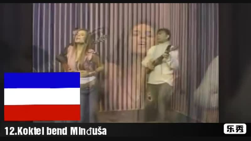 Национальный отбор Сербии и Черногории на Евровидении 2005 мой топ 23