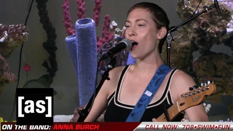 Anna Burch Asking 4 A Friend   FishCenter   Adult Swim