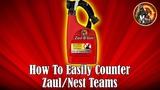 Zaul B Gone - How to Get Rid of Those Pesky ZaulNest Teams