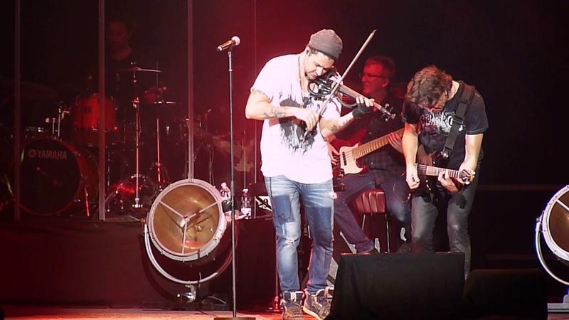 David Garret: Duello chitarra vs violino