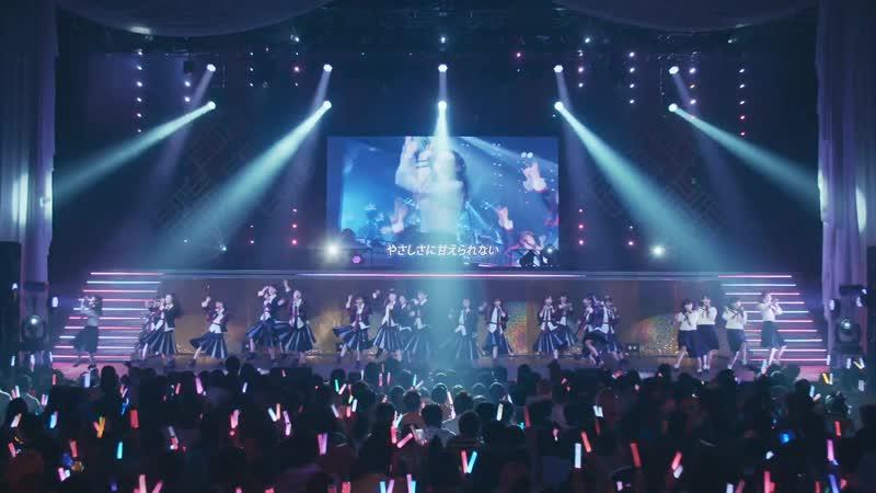 NGT48 Tandoku Concert ~Mirai wa Doko Made Aozora na no ka~ @TDCH 2018.01.13 (часть 1)