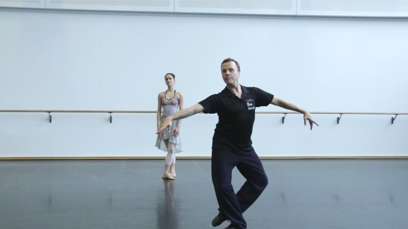 Yannick Boquin on coordinating the arms to your advantage in ballet class