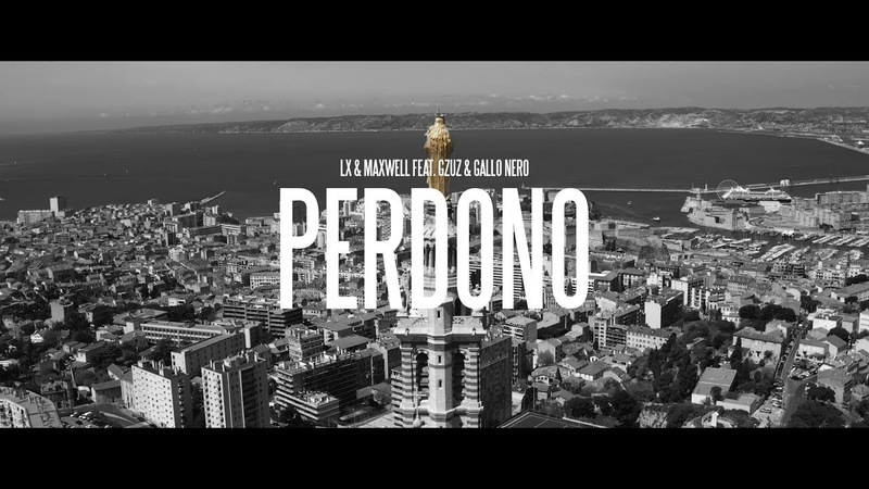LX Maxwell feat Gzuz Gallo Nero Perdono prod by The Cratez The Royals