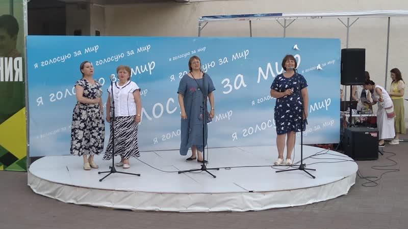 Народный коллектив ОГБУК ЦНК ансамбль русской песни Завалинка