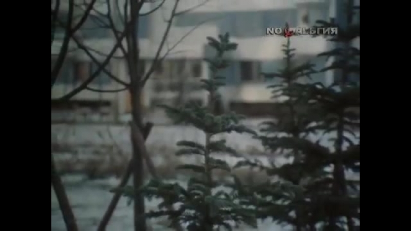 Московские мотивы 1981г Видовой Док фильм СССР