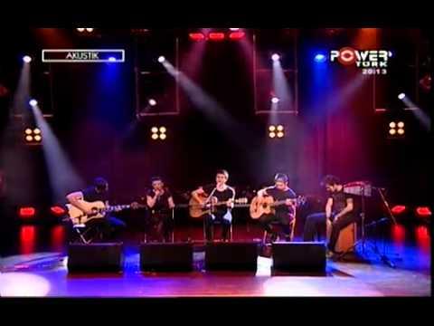 MODEL Akustik Konseri (Tüm Konser - 6 Mayıs 12 PowerTürk TV)