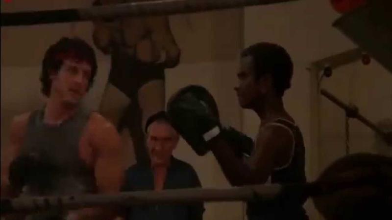 Rocky I,II,III,IV - Training (motivational video)