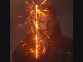 Бенедикт Камбербетч о Мстителях 3
