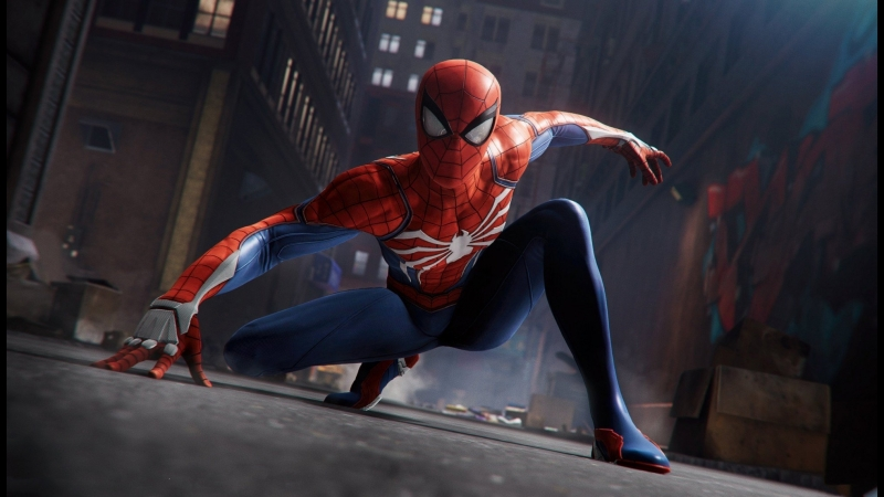 Человек-паук | Коп-паук снова в деле