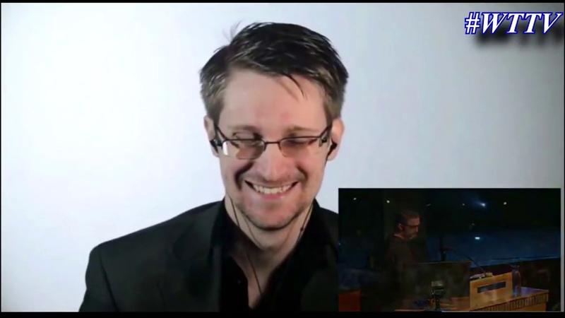 Edward Snowden Interview March 2018 - Norwegian Students QA
