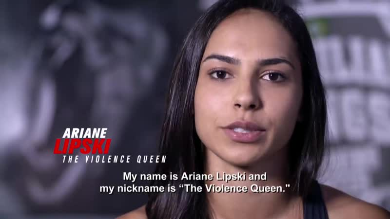 Fight Night Brooklyn_ Ariane Lipski - The Violence Queen has Arrived